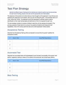 fine regression testing template gallery example resume With database test plan template