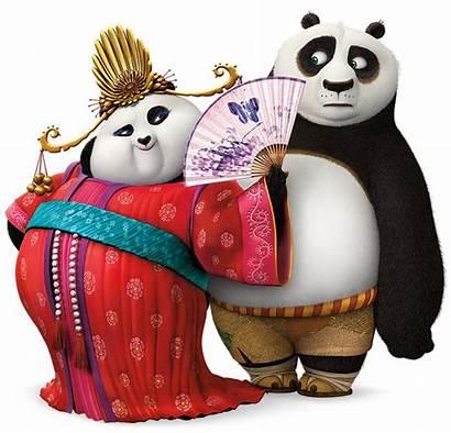 Fu Panda Kung Clip Clipart Po Transparent