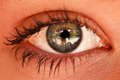 How To Photograph The Human Eye, Iris Or Pupil