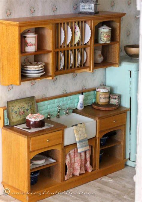 miniature dollhouse kitchen furniture who what where dollhouse kitchen everything you need