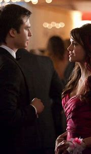 Vampire Diaries First Look: Time For Prom! - E! Online