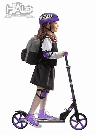 Scooter Wheel Supreme Halo Purple Ride Smooth