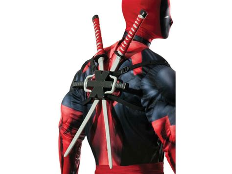 Marvel Comics Deadpool Weapon Kit