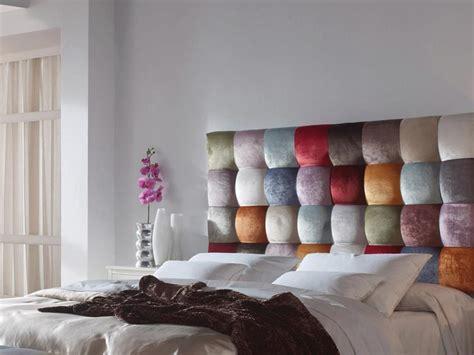 fauteuil de bureaux tãªte de lit garnie en tissu style patchwork mod venezia