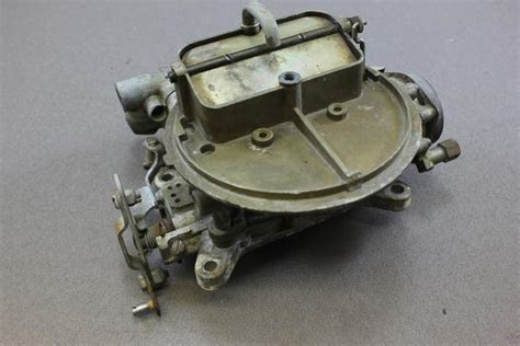 omc stringer  ford  hp hp holley  barrel carb
