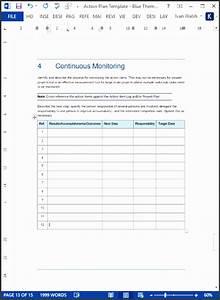 10 online sales plan template sampletemplatess With retail sales plan template