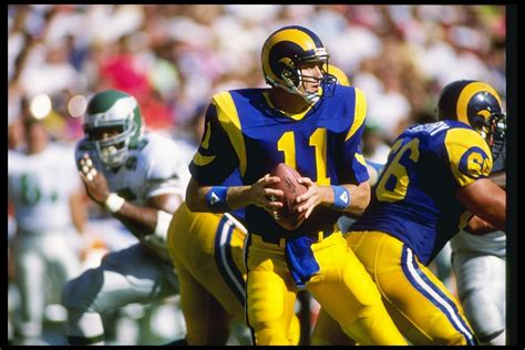 rams uniforms   years nbc los angeles
