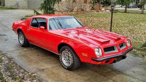 1974 Pontiac Firebird by 8 205 Original 1974 Pontiac Firebird