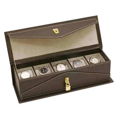boite de rangement montres boite montres en simili cuir