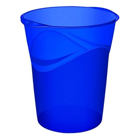 corbeille de bureau corbeille de bureau cep poubelle à papier bleu