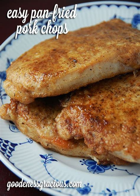 how do you pan fry pork chops 7 meals for under 50 recipes that crock