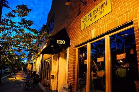 Coffee shop in jersey city. Treehouse coffee shop in Audubon, NJ | Tree house, Places to see