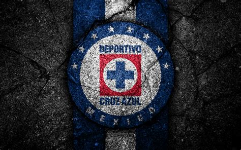 wallpapers  cruz azul fc logo liga mx