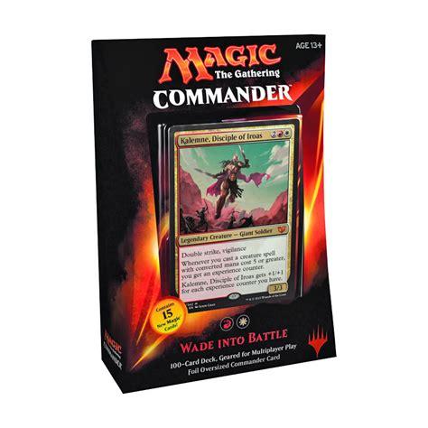 kd games mtg commander decks
