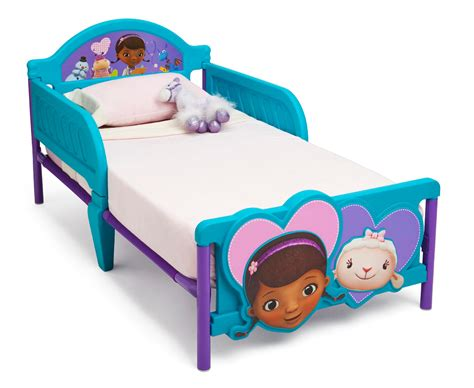 delta children doc mcstuffins 3d toddler bed baby
