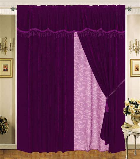 purple velvet drapes purple velvet curtains furniture ideas deltaangelgroup