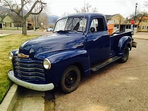 Autoliterate  1953 Chevrolet Truck
