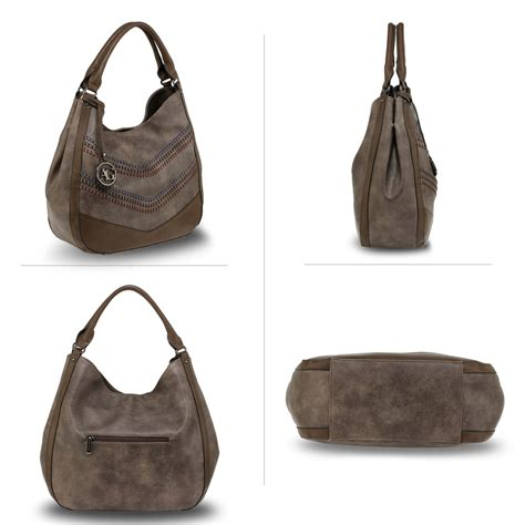 We have three price tiers based on your average order. AG00554 Coffee Women's Hobo Shoulder Bag