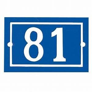 Plaque Numero De Rue : plaques de rue comparez les prix pour professionnels sur ~ Melissatoandfro.com Idées de Décoration