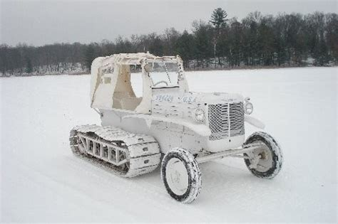 snow tractor wikipedia