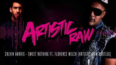 Calvin Harris  Sweet Nothing Ft Florence Welch (artistic