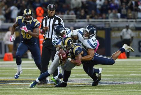 seattle seahawks  st louis rams  stream