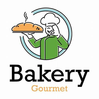Bakery Chef Gourment Logos Bread Gourmet Loaf