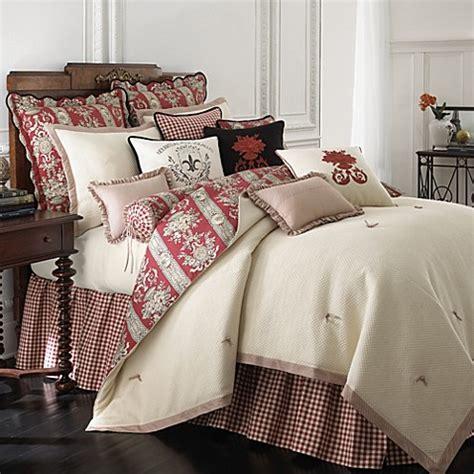 rose tree comforters tree montpellier 4 reversible comforter set bed bath beyond