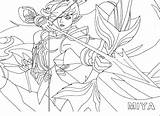 Mobile Legends Coloring Pages Miya Ranau Pm Posted sketch template