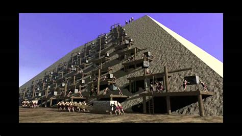 building  great pyramid hd youtube