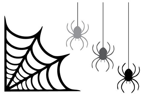 Spider Web Clip Spider Web Clip Freebie Friday Hey Let S Make Stuff