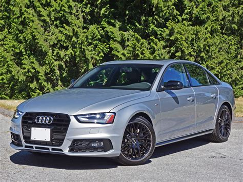 A4 S Line 2015 2015 audi a4 2 0 tfsi quattro s line road test review