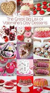 The Great Big List of Valentine's Day Desserts ...