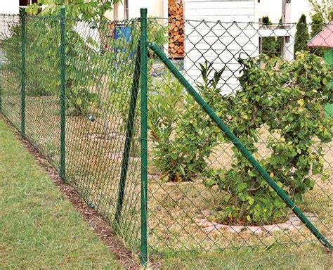 Metallzäune Für Ihren Garten  Obi Metallzäune