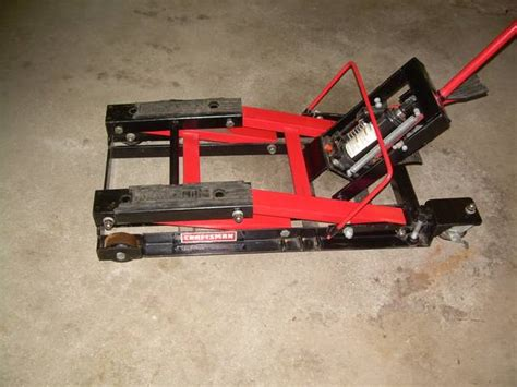 Craftsman Motorcycle Lift Jack For Sale In Vermont