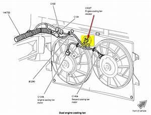 Fan Motor 2002 Buick Lesabre Engine Diagram  Fan  Free Engine Image For User Manual Download