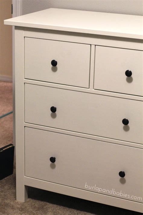 white dressers ikea simple ikea dresser makeover 13843 | IKEA Dresser detail paint 500x750