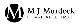 Image result for m j murdock trust
