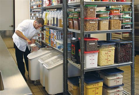 Commercial Kitchen Shelving Best Advantages   My Kitchen