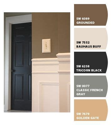 chip it by sherwin williams black brown i love the