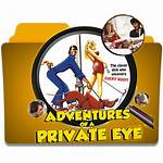 Eye Private Adventures 1977 Folder Ico Deviantart