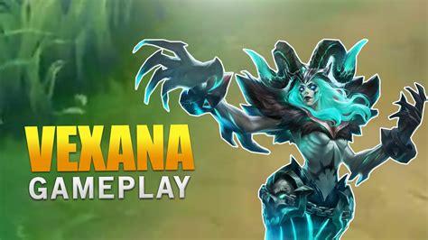 New Hero Vexana Gameplay (mobile Legends)