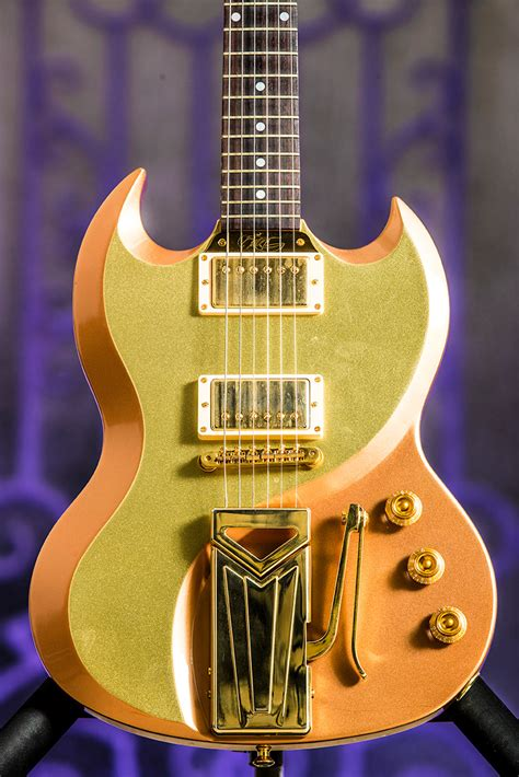 gibson sg billy gibbons ultimate protototype