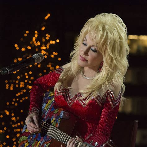 Dolly Parton Just Announced 'A Holly Dolly Christmas,' Her ...