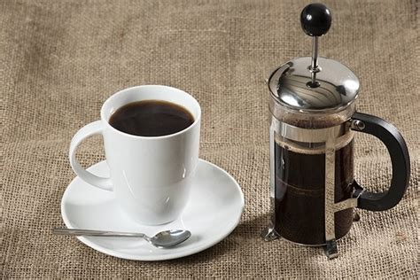 Our brew guide makes it simple, with straightforward instructions and photos of each make sure your french press has been thoroughly cleaned since you last used it. Is French Press Coffee Bad for You? - Home Grounds