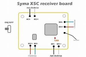 Syma X5c Repair