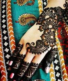 Top 10 Arabic Mehndi Designs 2013 ~ Wallpapers, Pictures ...