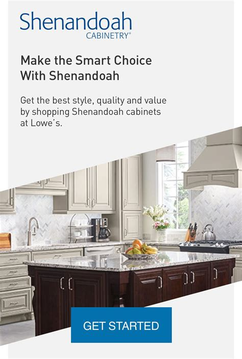 Shenandoah Cabinets Lowes by Lowes Shenandoah Cabinets Reviews Review Home Decor
