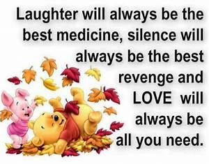 Laughter is the best medicine | Sayings I like | Pinterest