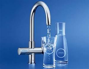 Grohe Blue Home Erfahrungen : grohe grohe blue r frig rant p tillant robinets ~ Michelbontemps.com Haus und Dekorationen